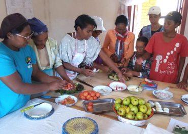 Formation cuisine et service